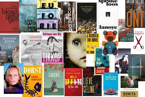 Image result for nederlandse boeken collage